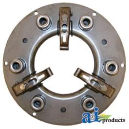 "Pressure Plate: 10"", 6 spring"