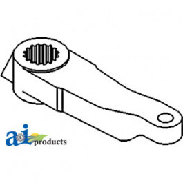 Steering Arm, Undersize (RH)