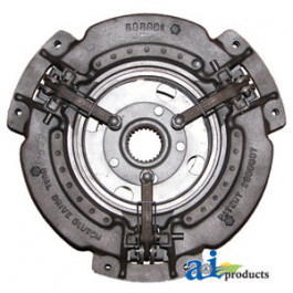 "Clutch Assembly: 9"" / 11"", w/ PTO disc (Original Spicer/ Auburn)"