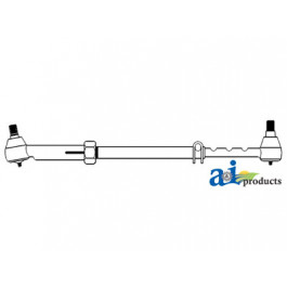 Complete Tie Rod Assembly (LH)