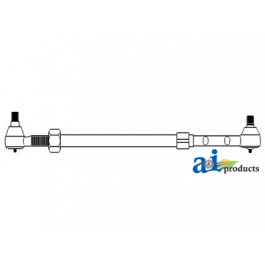 Complete Tie Rod Assembly (RH)