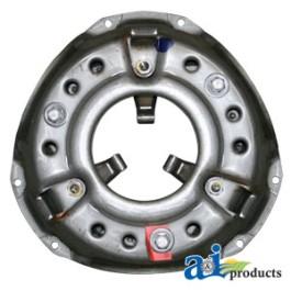 Pressure Plate: 12 spring
