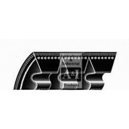 "Cogged Wedge Banded V-Belt (  5/8"" X 150"")"