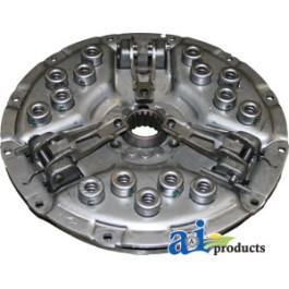 """Pressure Plate: 14"""", 3 lever, 15 spring, w/ 1.938"""" flywheel step"""