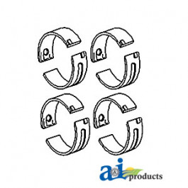 "Bearing Set, Main (.020"", set of 4)"