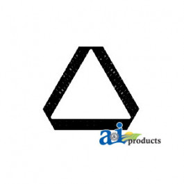 SMV Sign, Adhesive Decal