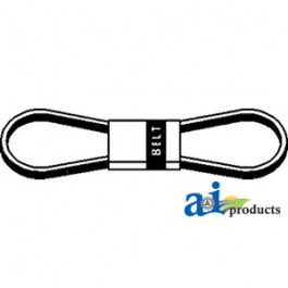 Belt, Secondary Drive Belt (Set/ 2)