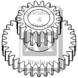Gear, Intermediate PTO Drive