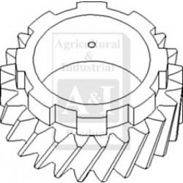 Gear, Pinion Shaft (4th)