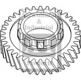 Gear, 2nd Mainshaft