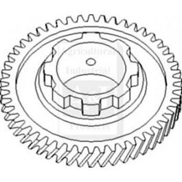 Gear, Pinion Shaft (2nd)
