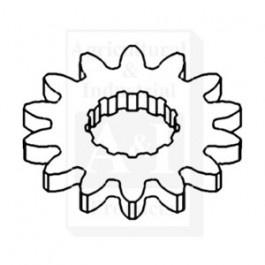 Gear, Internal Spline Idler Hydraulic Pump