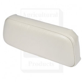 Upper Back Cushion, WHT VINYL