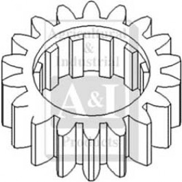 Gear, Reverse Countershaft