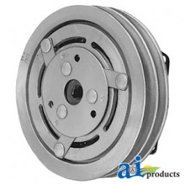 "Clutch  (2 groove 6"" pulley)"
