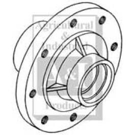 Hub, Wheel (8 Bolt)