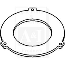 Plate, PTO Clutch Separator