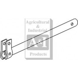 Tie Rod Tube w/ Bracket