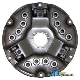 """Pressure Plate: 12"""", 12 springs, w/o release levers (w/ 1.437"""" flywheel step)"""