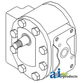 Pump, Hydraulic Main Hitch (17 GPM)