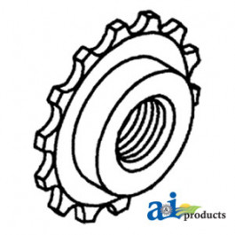 Sprocket, Fan Shaft