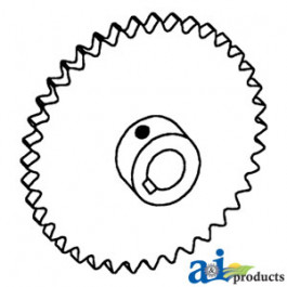 Sprocket, Return Auger Drive