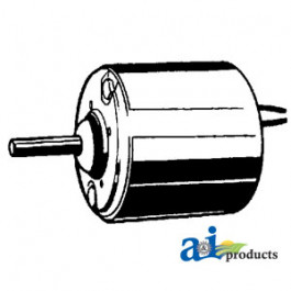 "Condenser Motor  (12V, 5/16"" X 1 3/8"" shaft, CW rotation)"