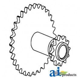 Sprocket, Idler (Thresher Area)