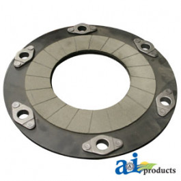 "Separator Drive Disc: 13.125"", 6"" ID, 6 equally spaced 3/4"" holes, 2 req""d"