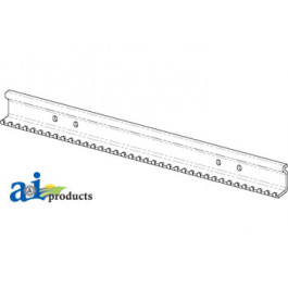 "Slat; Feederhouse Chain, 3/8"" Holes"