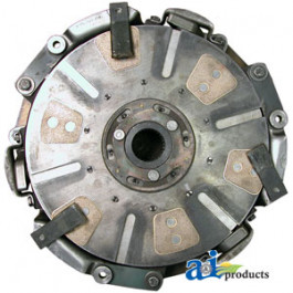 Dual Clutch Assembly: 13""