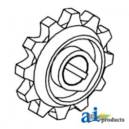 Sprocket, Feeder Chain (RH/LH)