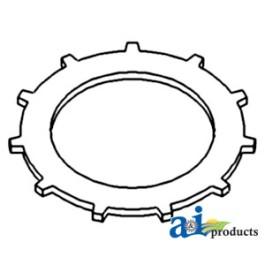 Plate, PTO Clutch