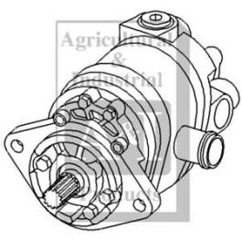 Pump, Hydraulic (Dual)