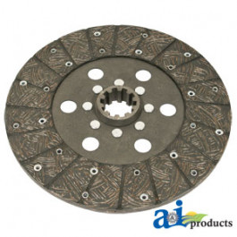 "PTO Disc: 11"", organic, rigid"