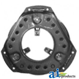 Clutch Cover Plate: 3 lever