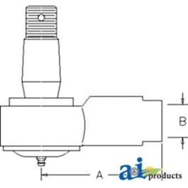 Cylinder End; Steering