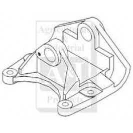 Bracket, Front Radius Rod Support
