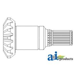 Shaft, Upper Unloading Auger Gearbox