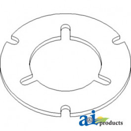 Plate, Friction Clutch