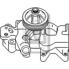 Pump, Water - 87800714