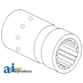 Sleeve, Sheartube Coupling Reduction