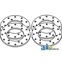 Disc, Brake Lining Set