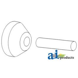 Pin, Hydraulic Link Roller