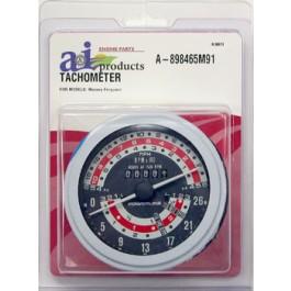 Tachometer (MPH)