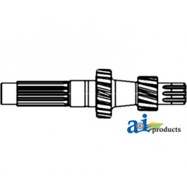 Transmission Countershaft