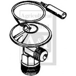 Flare Type Internally Equalized- R134A Expansion Valve