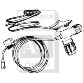Flare Type Externally Equalized- Expansion Valve