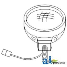 Head Lamp (LH)