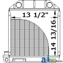 Radiator - 957E8005